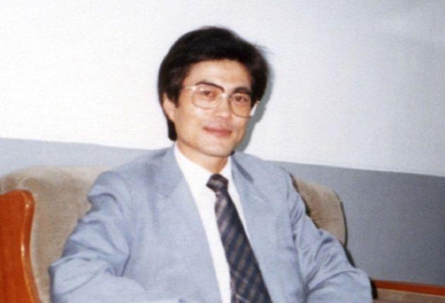 문재인 대통령의 변호사 시절 모습. 1987년 9월