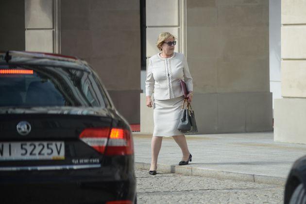 «Αντάρτικο» από την πρόεδρο του Ανωτάτου Δικαστηρίου της Πολωνίας η οποία αρνείται να