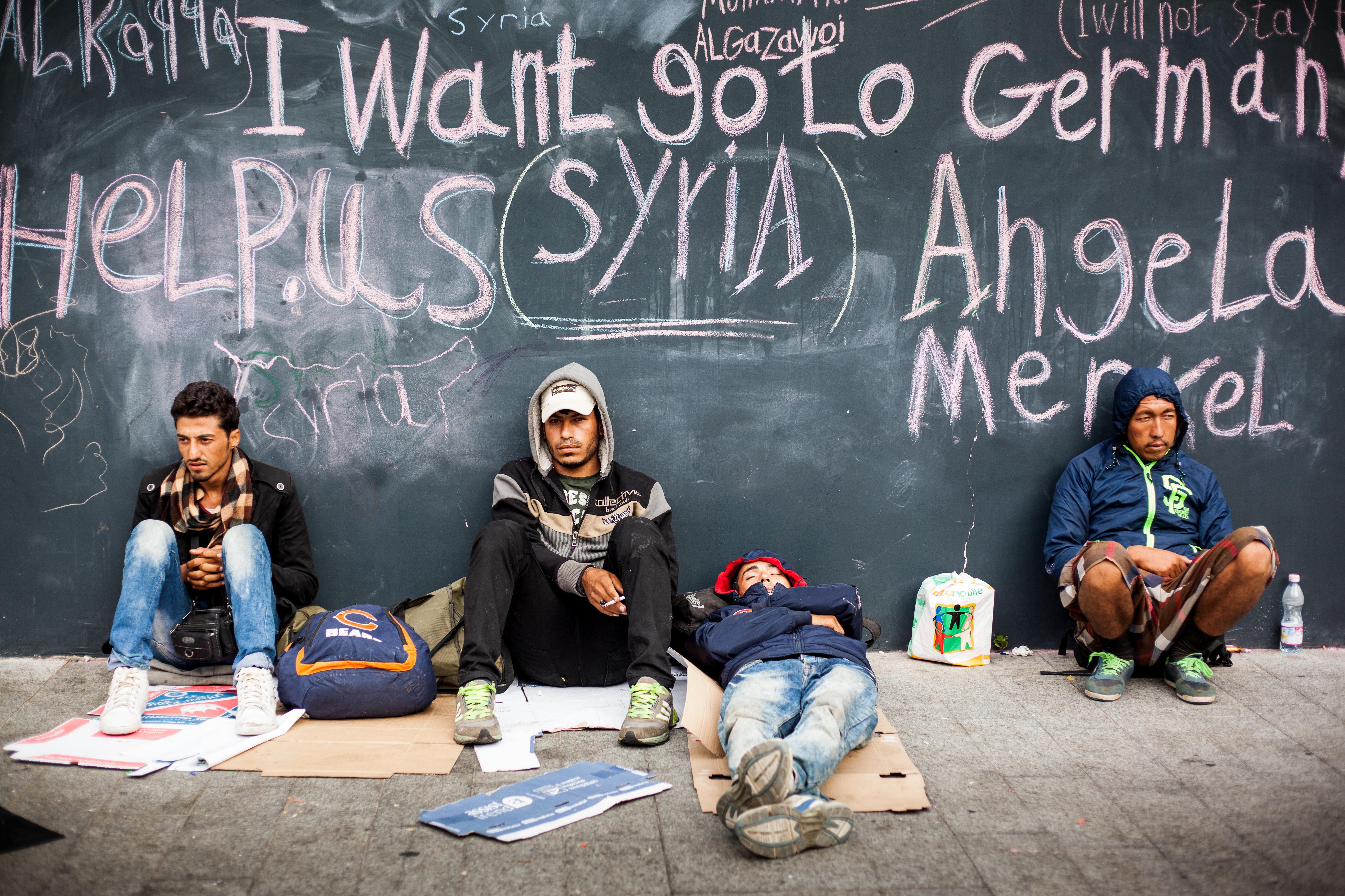 Μέρκελ: Η αντιμετώπιση του μεταναστευτικού ενδέχεται να καθορίσει την επιβίωση της