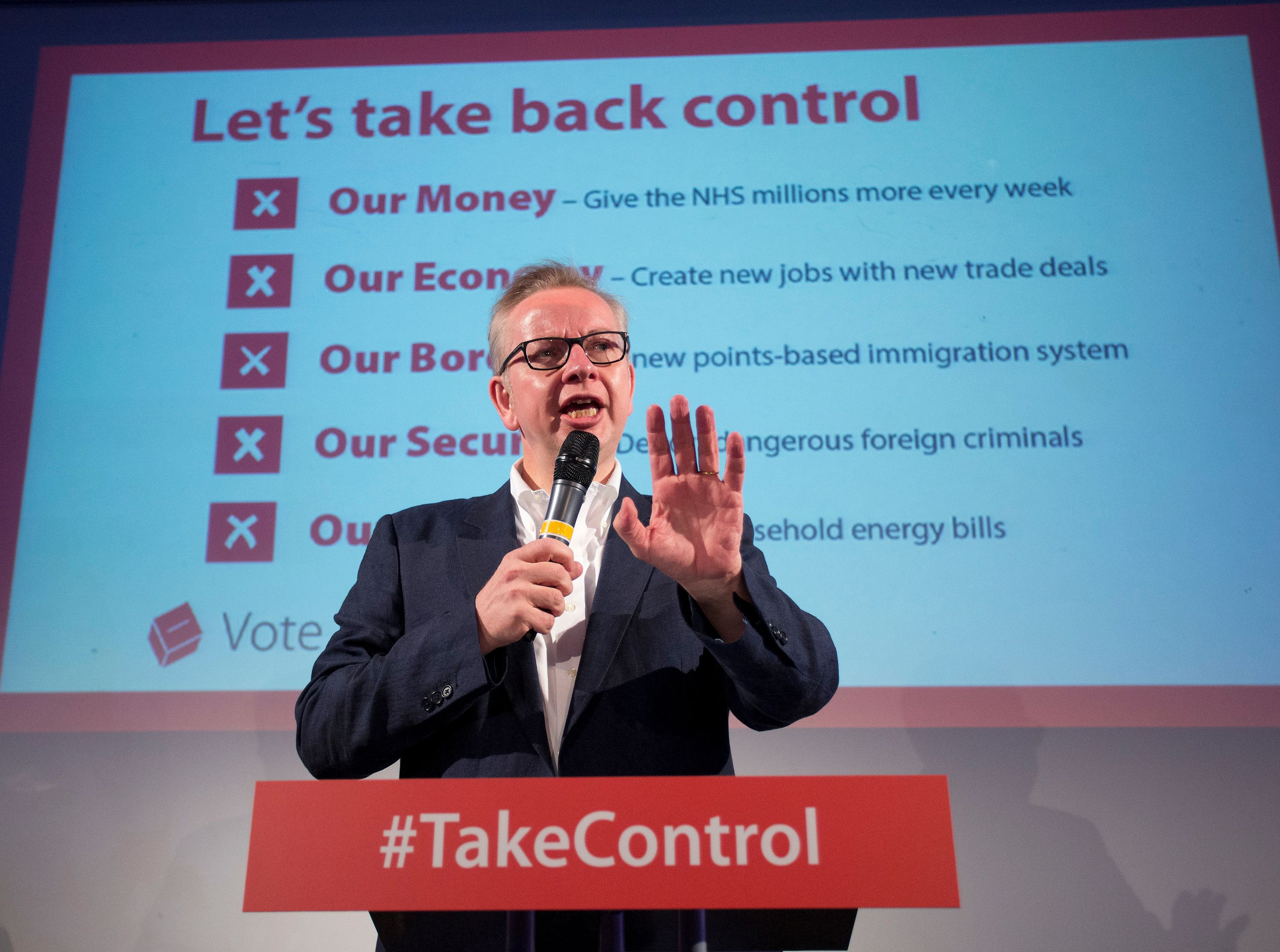 Vote Leave Broke Electoral Law, Leaked Report On Brexit Campaign