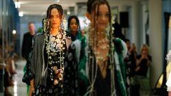 Haute Couture: Maurizio Galante collabore avec une association de brodeurs