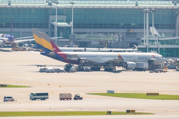 대한항공이 아시아나항공의 기내식 사태 해결에 협조하겠다고