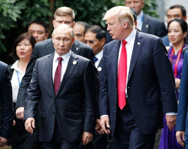 Τέσσερις λόγοι για τους οποίους οι Πούτιν και Τραμπ θα συναντηθούν στο