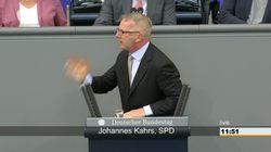SPD- und AfD-Politiker geraten im Bundestag aneinander – und werden zur Ordnung