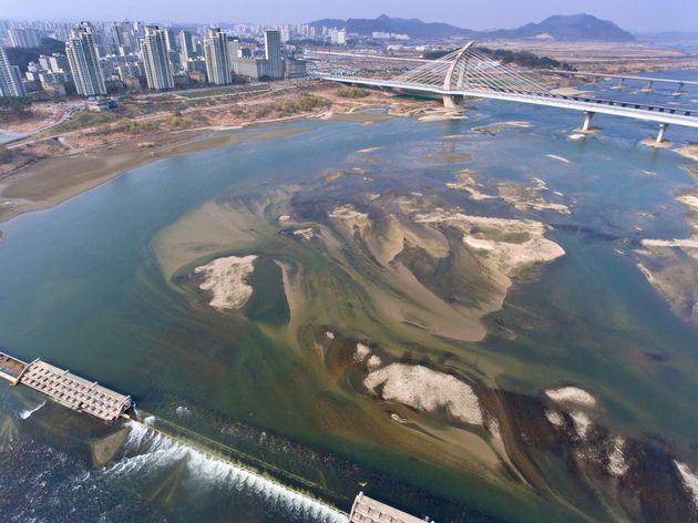 31조 삼키는 4대강 홍수 예방효과