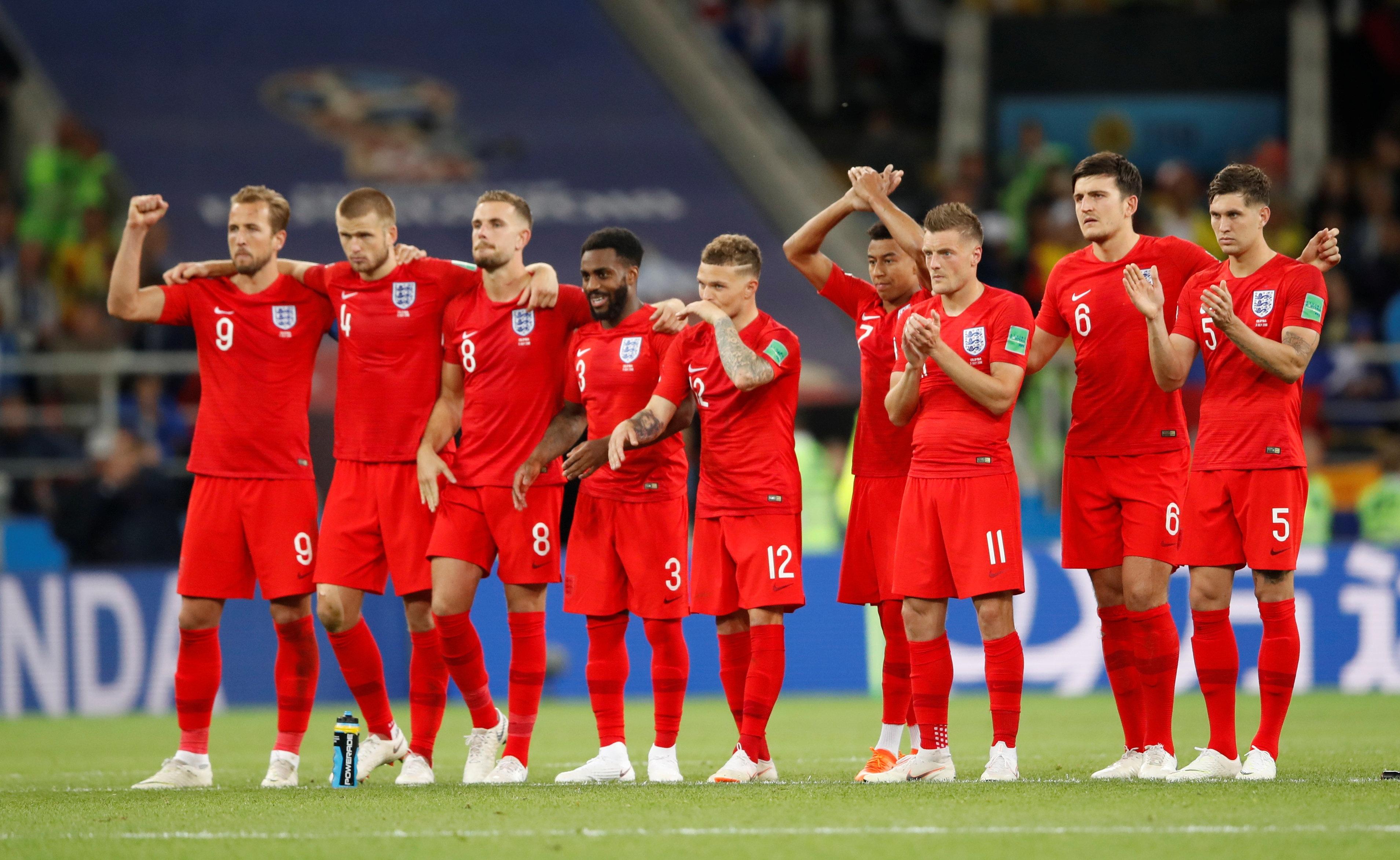 Schweden – England im Live-Stream: Fußball-WM 2018 online