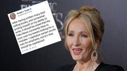 Trump prahlt mit seiner Schreibkunst – Harry-Potter-Autorin J.K. Rowling lacht sich