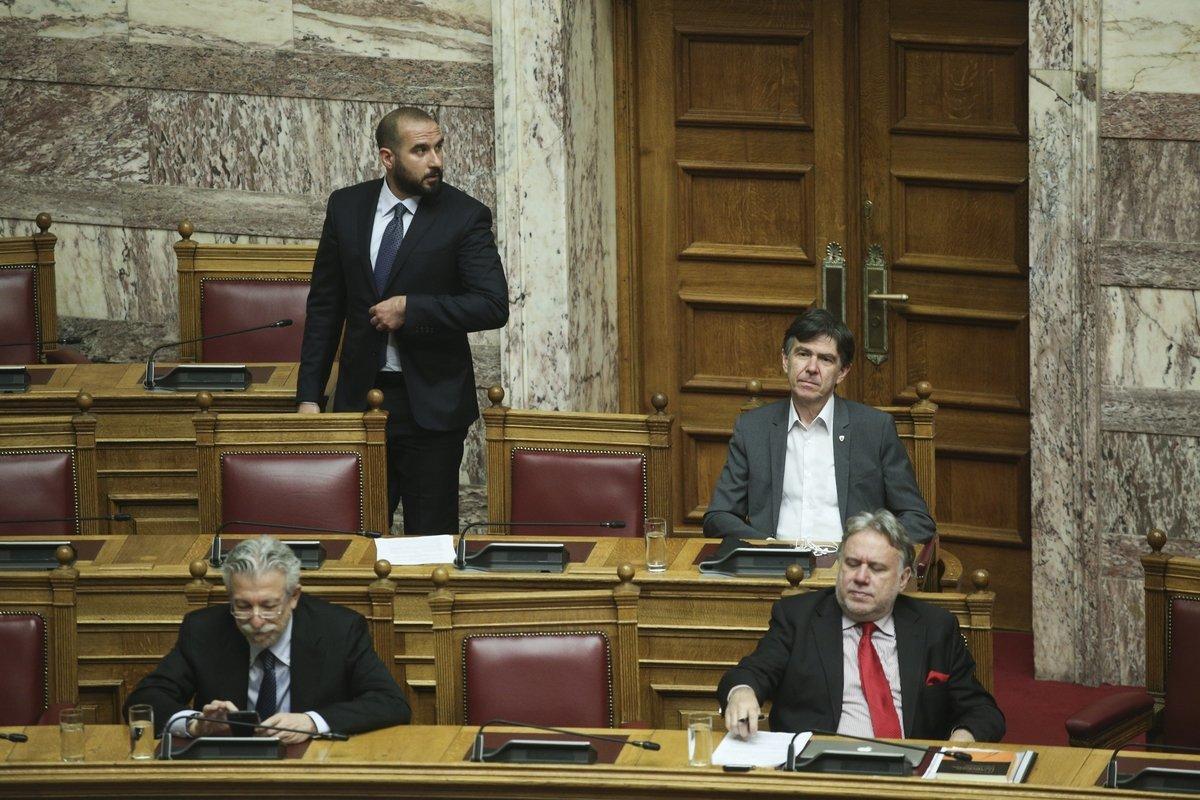 Υπέρ της άρσης ασυλίας Κατρούγκαλου - Στέφου τάχθηκε η Βουλή. Απορρίφθηκε το αίτημα για Μεϊμαράκη -
