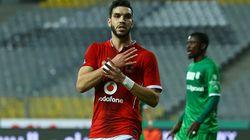 Oualid Azarou quitte le club égyptien Al Ahly pour rejoindre un club