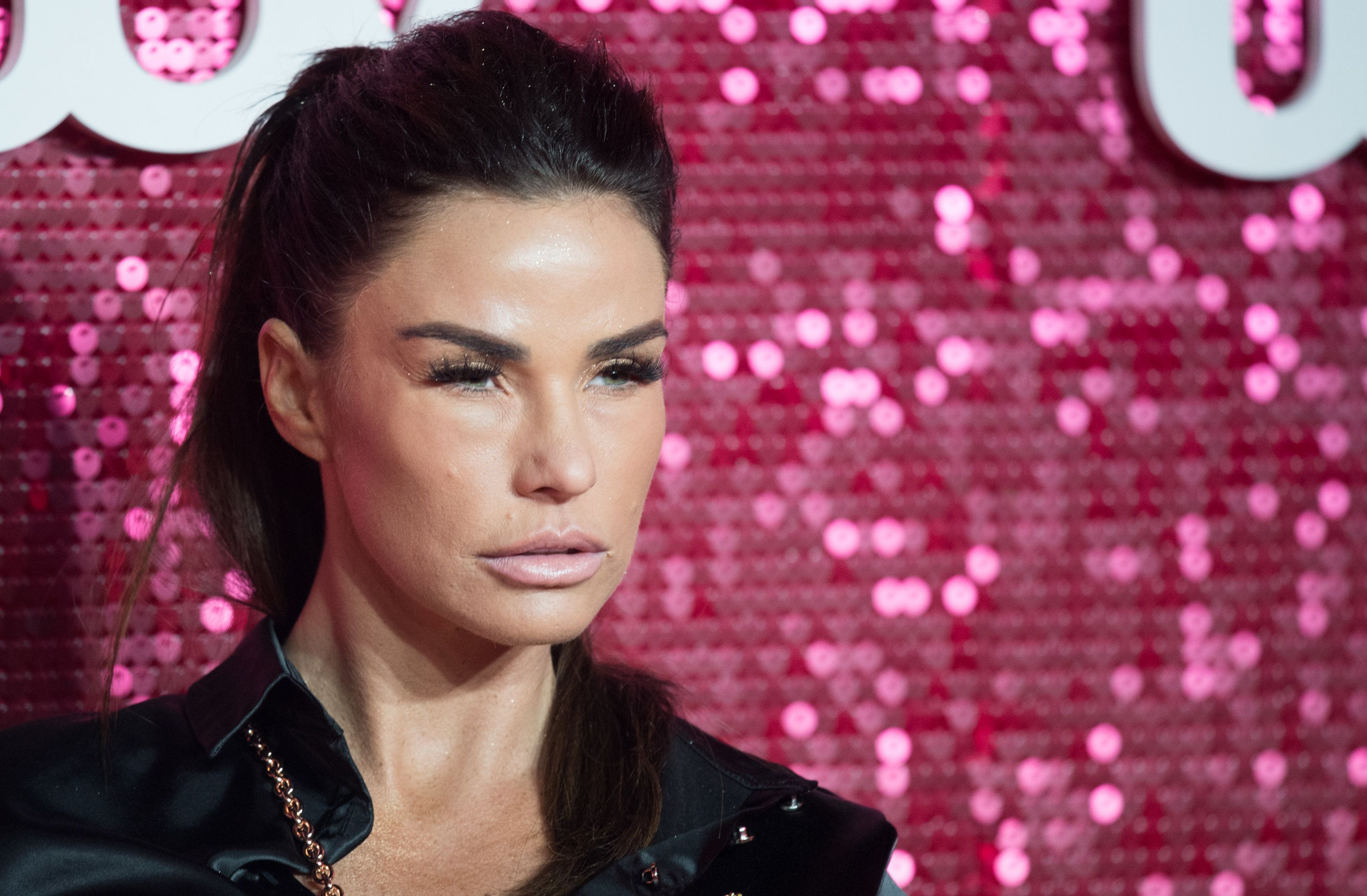 Katie Price Shuts Down Speculation Her Children Have Been Placed Into Foster