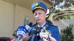 Le chef de Sûreté d'Alger