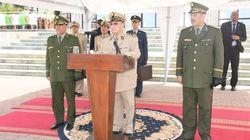 Gendarmerie Nationale : le général Ghali Beleksir remplace Menad