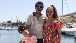 Beyoncé et Jay Z jouent les parfaits touristes sur la Côte