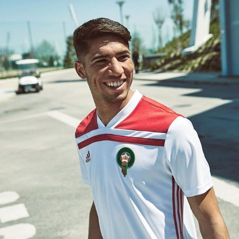 Achraf Hakimi parmi les nominés pour le Golden Boy 2018