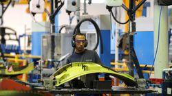 Inauguration de deux nouvelles usines aéronautiques à