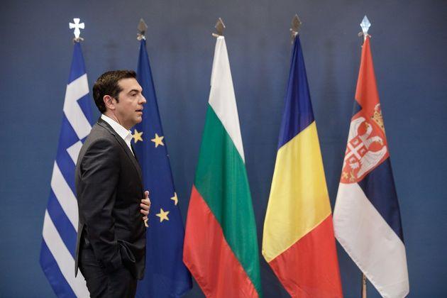 Τσίπρας: Tα Βαλκάνια πρέπει να μετατραπούν σε μια περιοχή χωρίς