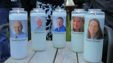 Capital Gazette Staffers March In Fourth Of July Parade Days After Shooting