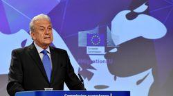 Αβραμόπουλος: Η μεταναστευτική κρίση έχει μετατραπεί σε πολιτική κρίση στην