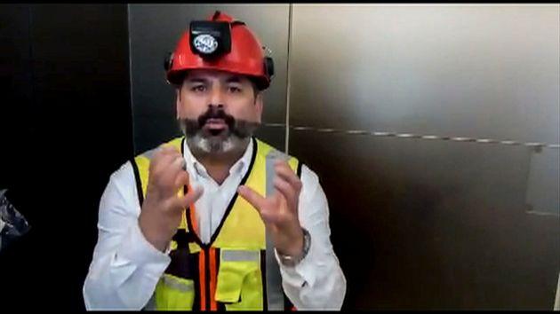 8년 전 69일간 지하에 갇혀 있다 구조됐던 33인의 칠레 광부 중 한명인 마리오 세풀베다가 태국 동굴에 갇힌 소년들을 응원하는 영상 메시지를