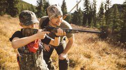 Ανήλικοι κυνηγοί: Παιδιά στο Instagram με όπλα και νεκρά θηράματα