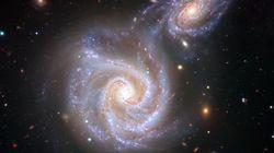 Ανακαλύφθηκε μια πανάρχαια μετωπική σύγκρουση του γαλαξία μας με ένα μικρότερο,