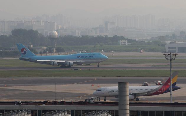 아시아나항공이 대한항공의 제안에