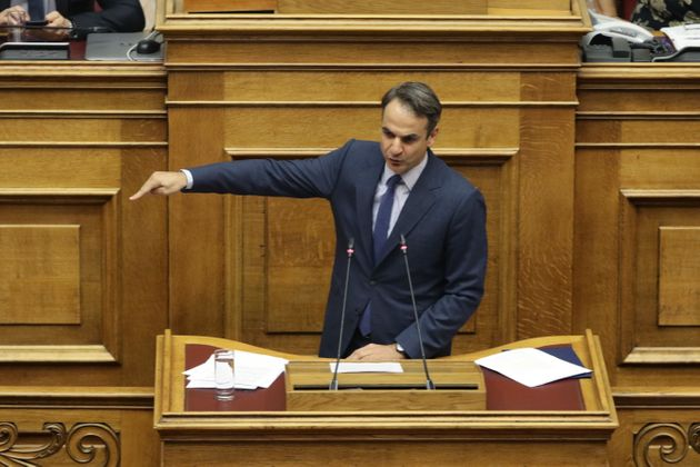 Πρόβα εκλογών στη Βουλή: Με ατζέντα οικονομίας και Σκοπιανού ο Μητσοτάκης στη