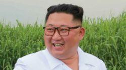 한국인들은 지금 김정은에게 아베보다 2배 더 호감을