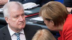 Seehofer widerspricht Merkel im Bundestag – die Kanzlerin stellt ihn zur