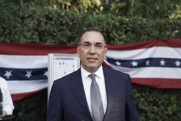 Ανακοίνωσε την παραίτησή του από τη θέση του αντιπροέδρου της Βουλής ο Δημήτρης