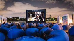 De retour à Rabat et Casablanca, Caméo renoue avec les joies du cinéma en plein