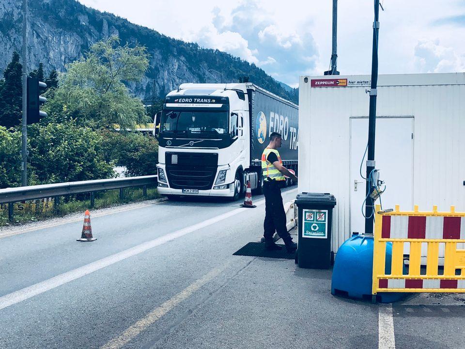 Asyl-Debatte weltfremd: So geht es an der deutschen Grenze