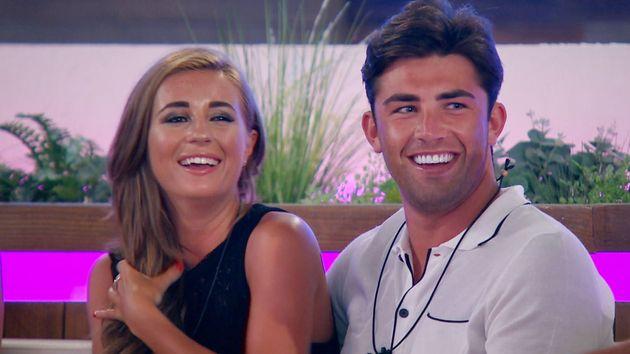Dani and Jack reunited on 'Love