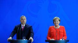 Έντονες διαφωνίες Μέρκελ-Ορμπάν για τη στάση της Ευρώπης απέναντι στο