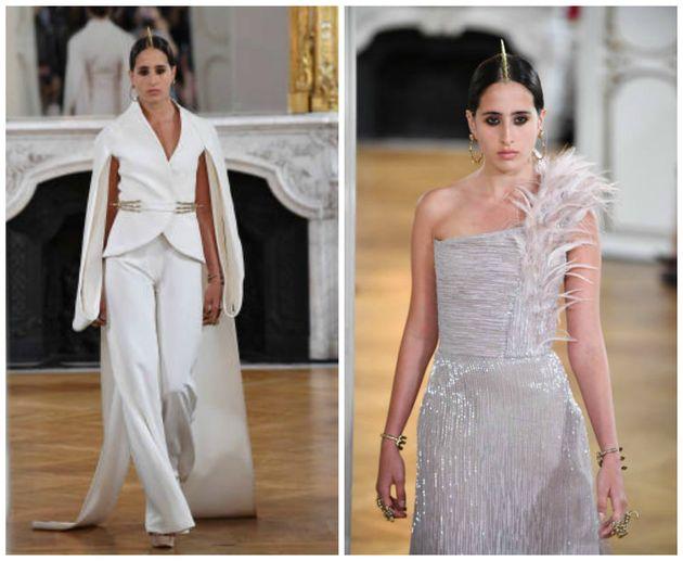 Qui est Taleedah Tamer, première top modèle venue d'Arabie