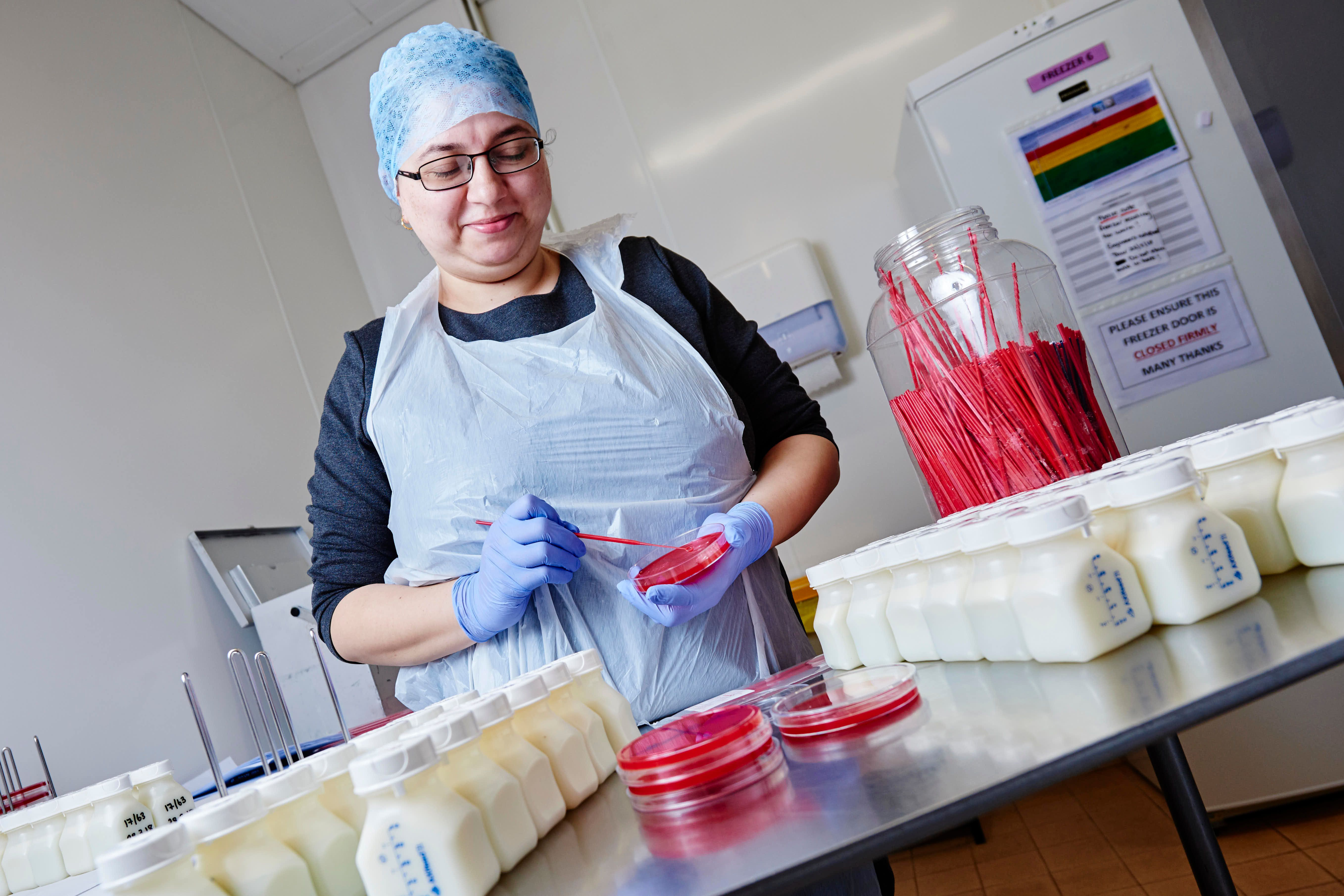 Could You Donate Your Breast Milk To Sick and Premature Babies? Here's