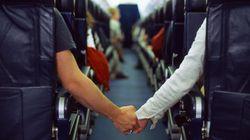 Frau will im Flugzeug Platz tauschen – es ist der Beginn einer Liebesgeschichte