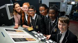 These Year 8 Pupils Wrote A Book To Help Primary Kids Transition To Secondary