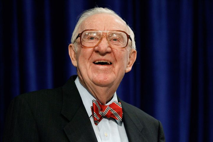 John Paul Stevens served on the Supreme Court for nearly 35 years.