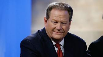 NEW YORK, NY - FEBRUARY 03:  Ed Schultz   attends Hulu Presents 'Triumph's Election Special' produced by Funny Or Die at NEP Studios on February 3, 2016 in New York City.  (Photo by John Lamparski/Getty Images for Hulu)