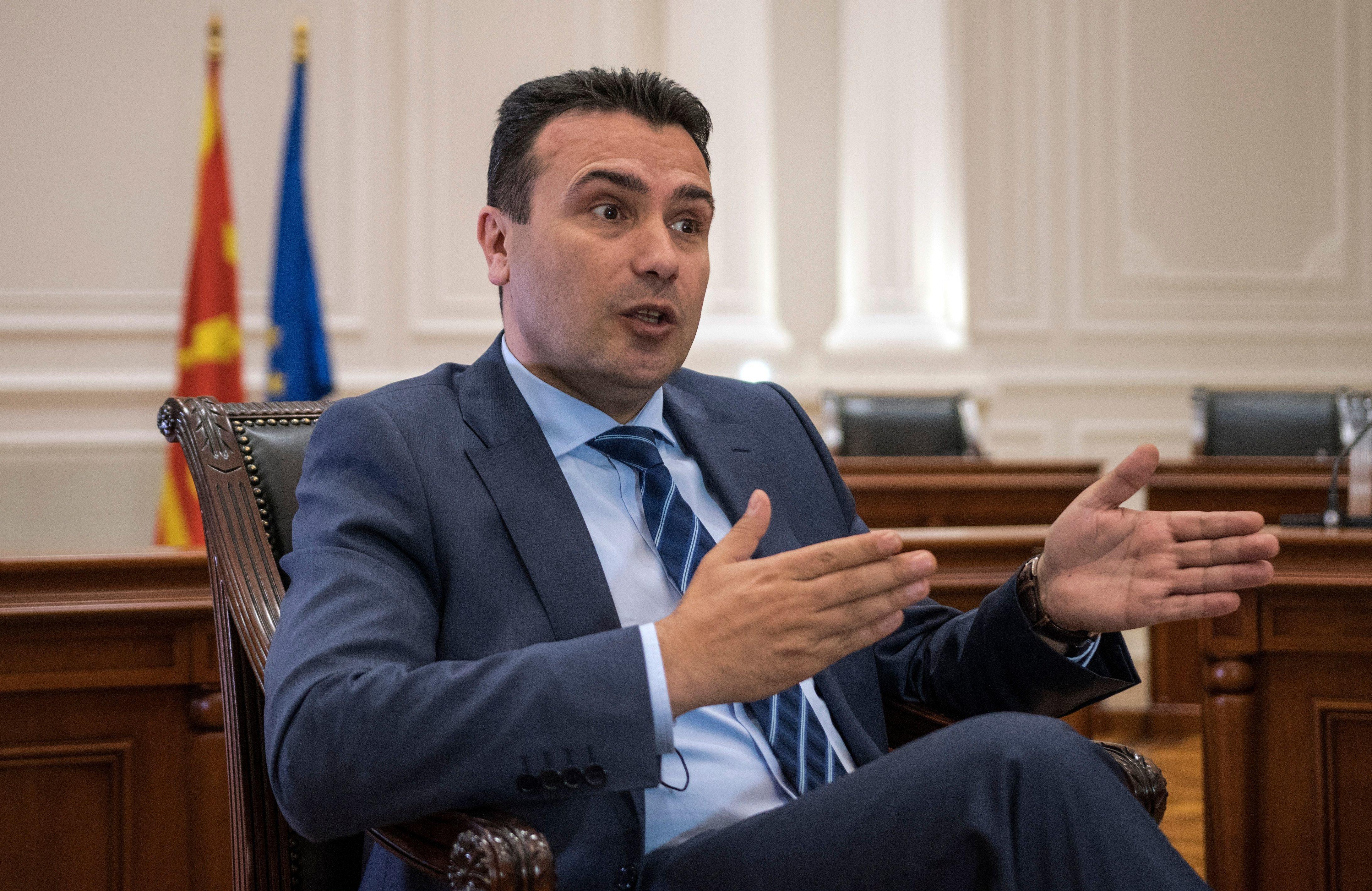 Συνέντευξη Ζάεφ στην ΕΡΤ: Έτσι φτάσαμε σε συμφωνία με τον Τσίπρα. Οι πιθανές ημερομηνίες του