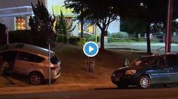 Mητέρα πυροβολεί άνδρα που κλέβει το αμάξι της μαζί με τα παιδιά
