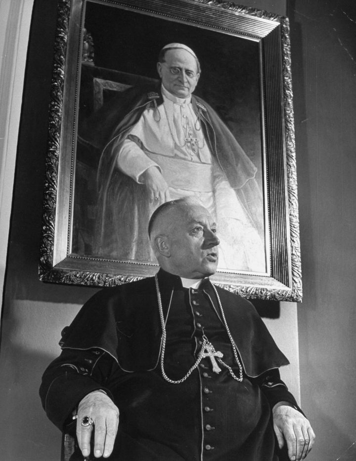 Cardinal Hlonddied in Poland on Oct. 22, 1948.