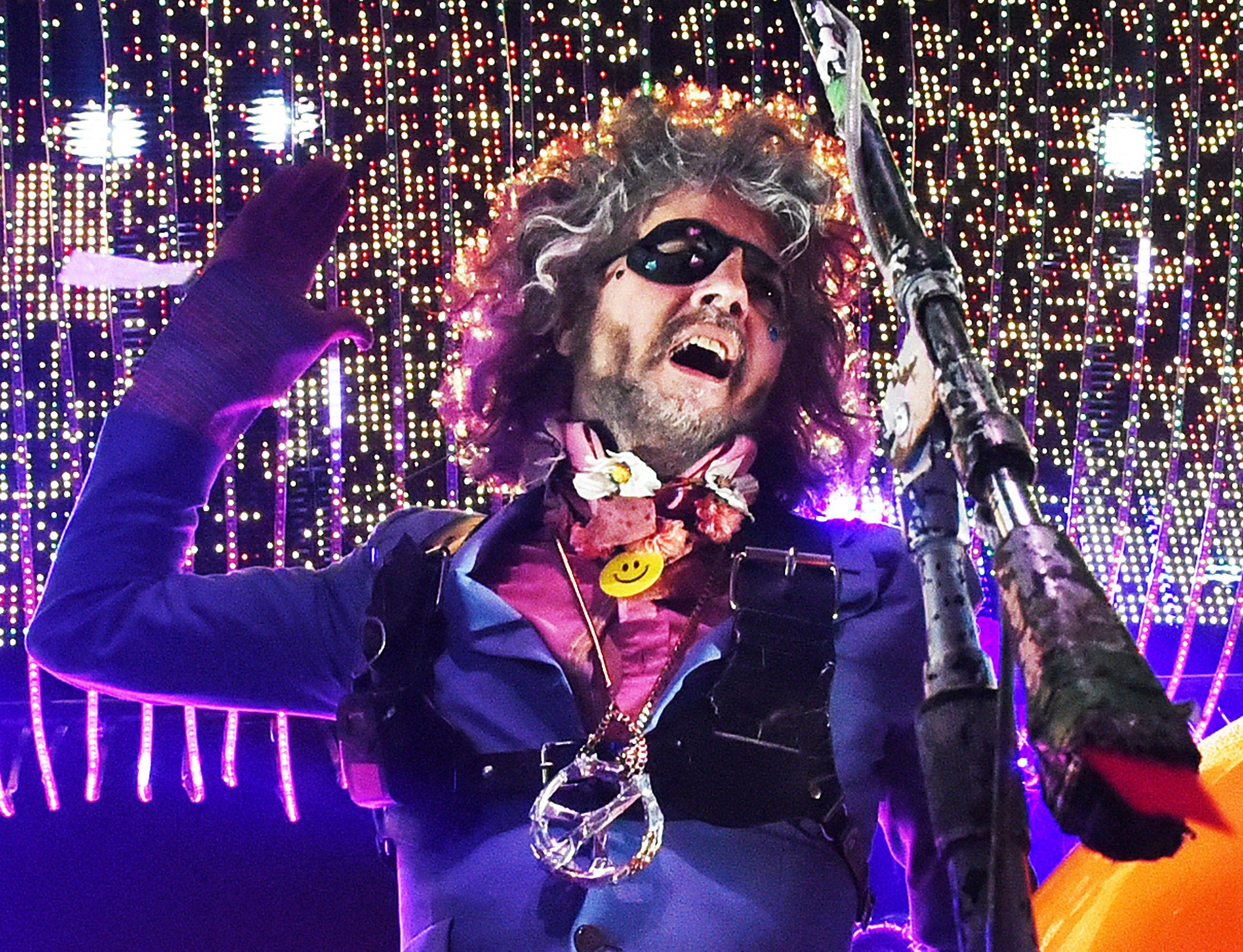 """I thought the whole thing was only going to last six months, a year,"" Wayne Coyne says of the Flaming Lips' early days."