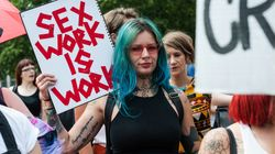 British Sex Workers Protest Proposal That Would Shut Down Their