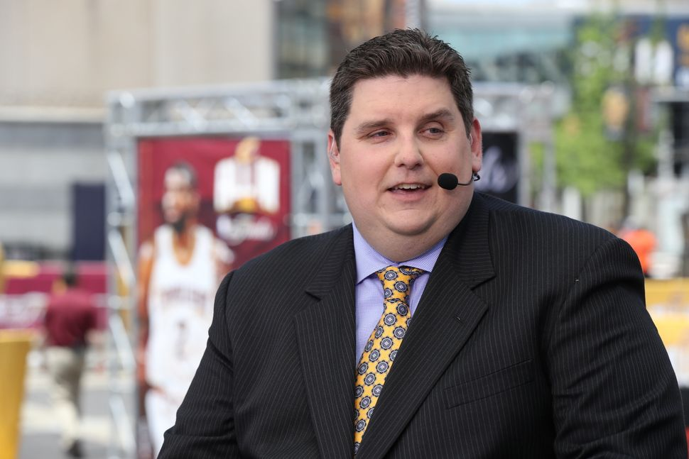 ESPN's Brian Windhorst has been covering LeBron James longer than any other person on the planet.