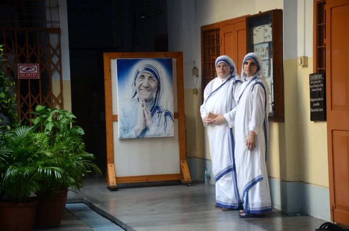 Mother Teresa founded the Missionaries of Charity in 1950.