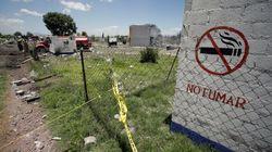 Toυλάχιστον 24 άνθρωποι έχουν χάσει τη ζωή τους μετά τις εκρήξεις σε αποθήκες πυροτεχνημάτων στο
