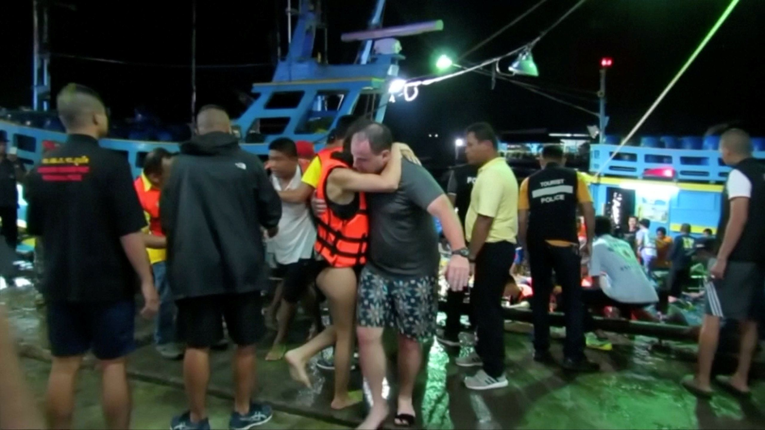 Up To 60 Dead After Packed Tourist Boat Capsizes In