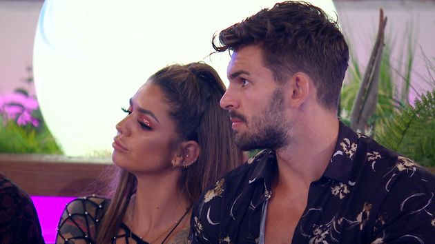 Darylle and Adam have been dumped from 'Love